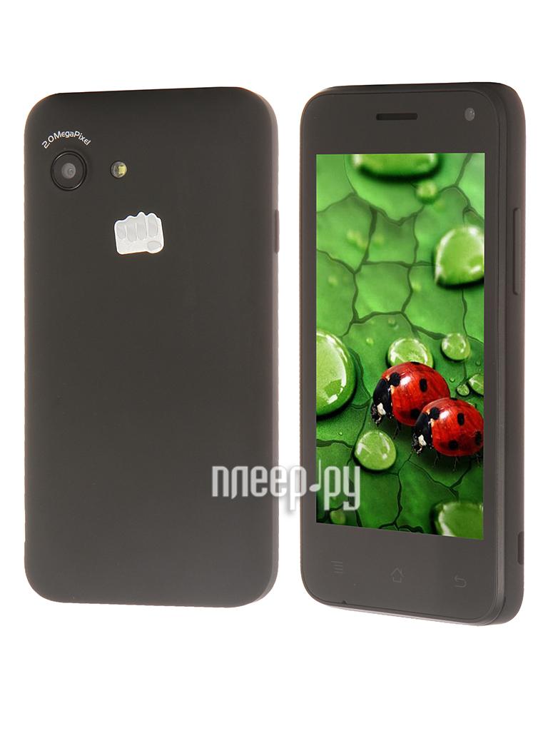 Сотовый телефон Micromax A79 Bolt Black  Pleer.ru  2650.000