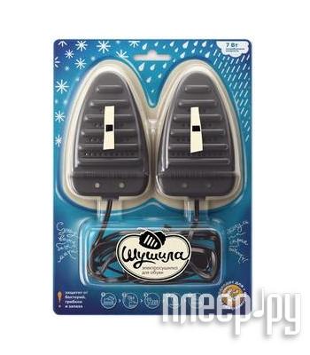 Электросушилка для обуви Шушила Black