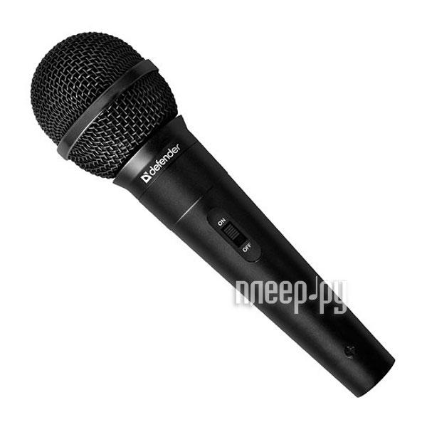 Микрофон Defender MIC-130 64131