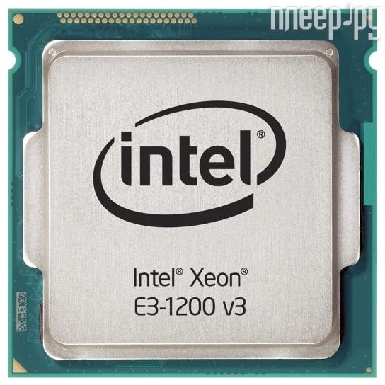 Процессор Intel Xeon E3-1230V3 Haswell (3300MHz/LGA1150/L3 8192Kb)