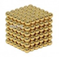 Магниты Crazyballs 216 5mm Gold