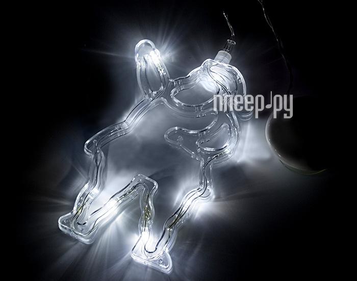 Украшение Neon-Night Санта Клаус 501-018