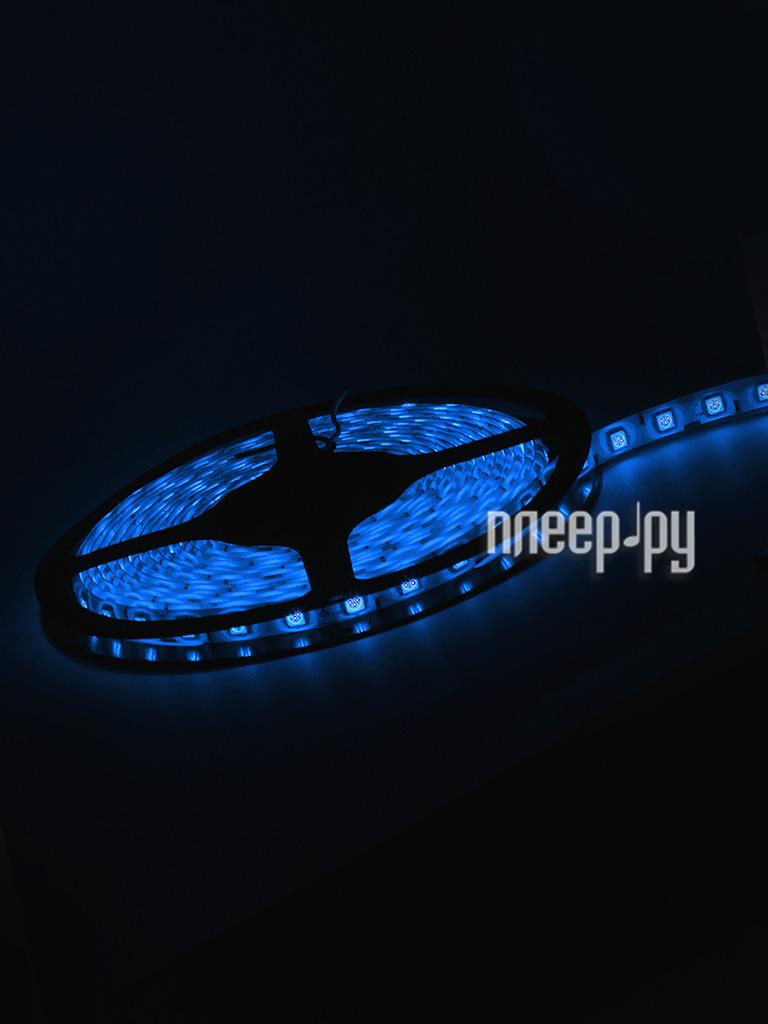 Светодиодная лента Neon-Night SMD 5050 60led/m 12V 72W 5m IP65 Blue 141-493-0