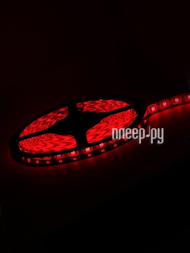 Светодиодная лента Neon-Night SMD 5050 60led / m 12V 72W 5m IP23 Red 141-461-0