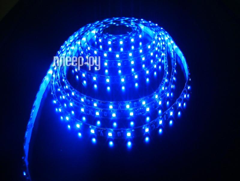 Светодиодная лента Neon-Night SMD 5050 60led / m 72V 220W 5m IP67 Blue 142-103-05