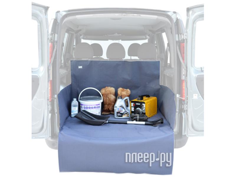 Аксессуар Comfort Address DAF-0221S Grey - защитная накидка в багажник