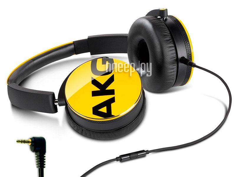 Гарнитура AKG Y50 Yellow