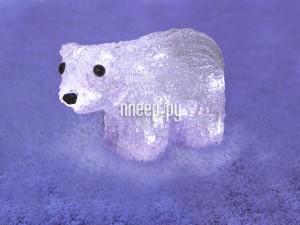 Купить Новогодний сувенир Neon-Night Белый мишка 513-252