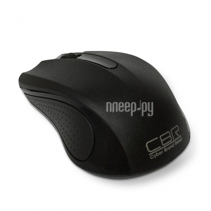 Мышь CBR CM-404 USB Black за 250 рублей