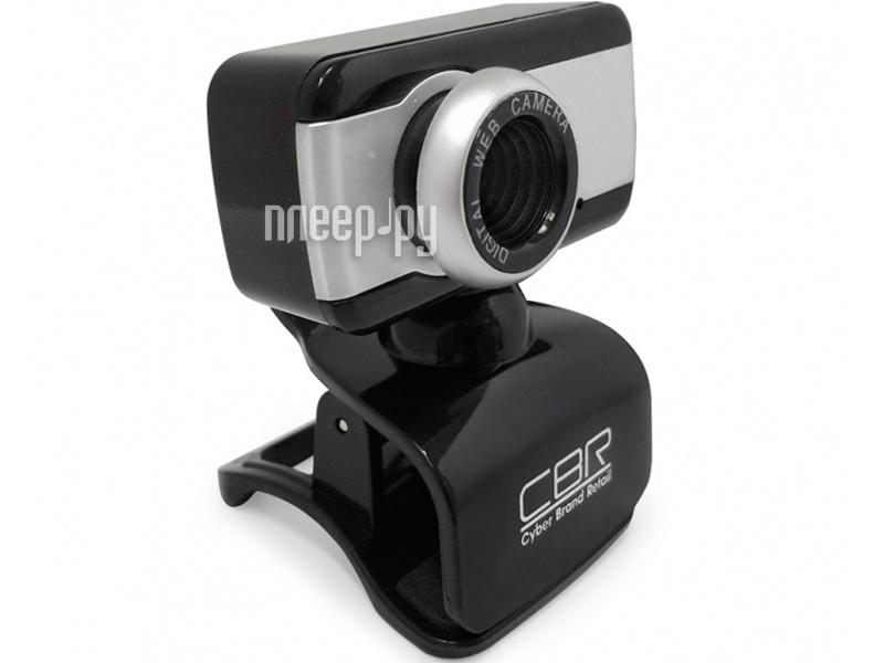 Вебкамера CBR CW 832M Silver