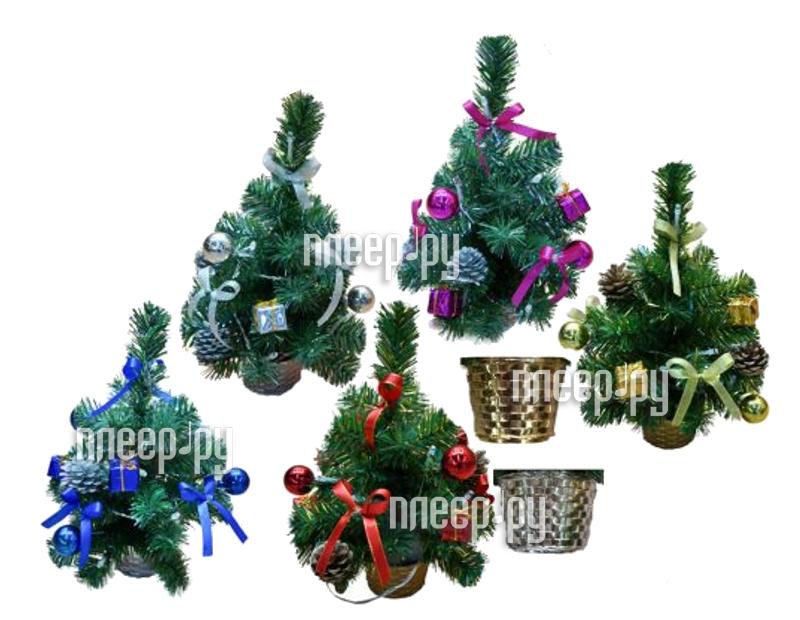 Новогодний сувенир Новогодняя Сказка Елочка 97945