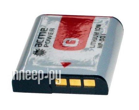 Аккумулятор AcmePower NP-BG1  Pleer.ru  347.000
