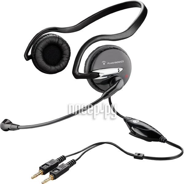 Гарнитура Plantronics Audio 345  Pleer.ru  558.000