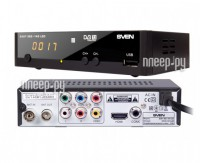 Медиаплеер Sven Easy SEE-149 LED Black