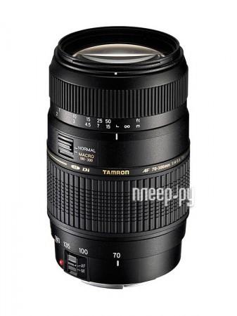 Объектив Tamron Sony / Minolta AF 70-300 mm F/4-5.6 Di LD Macro 1:2  Pleer.ru  5254.000