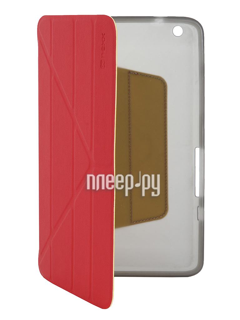Аксессуар Чехол Lenovo Miix 2 NEXX Smartt полиуретан Red TPC-ST-701-RD