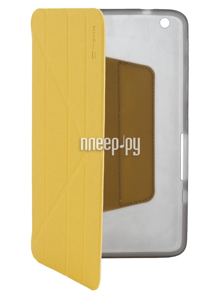 Аксессуар Чехол Lenovo Miix 2 NEXX Smartt полиуретан Yellow TPC-ST-701-YL