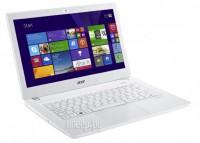 Acer Aspire V3-331-P7J8 White NX.MPHER.002 (Intel Pentium 3556U 1.7 GHz/4096Mb/500Gb + 8Gb SSD/No ODD/Intel HD Graphics 4400/Wi-Fi/Bluetooth/Cam/13.3/1366x768/Windows 8.1)