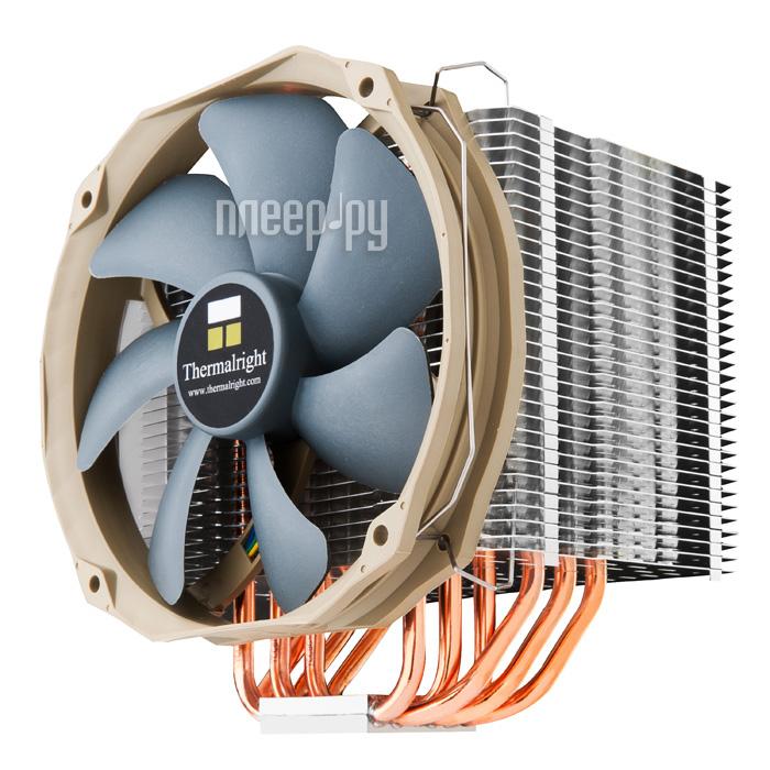 Кулер Thermalright Macho Rev.A MACHO-A (Intel 775 / 1150 / 1155 / 1156 / 1366 / 2011 / 2011-3 / AMD AM2 / AM2+ / AM3 / AM3+ / FM1 / FM2 / FM2+)
