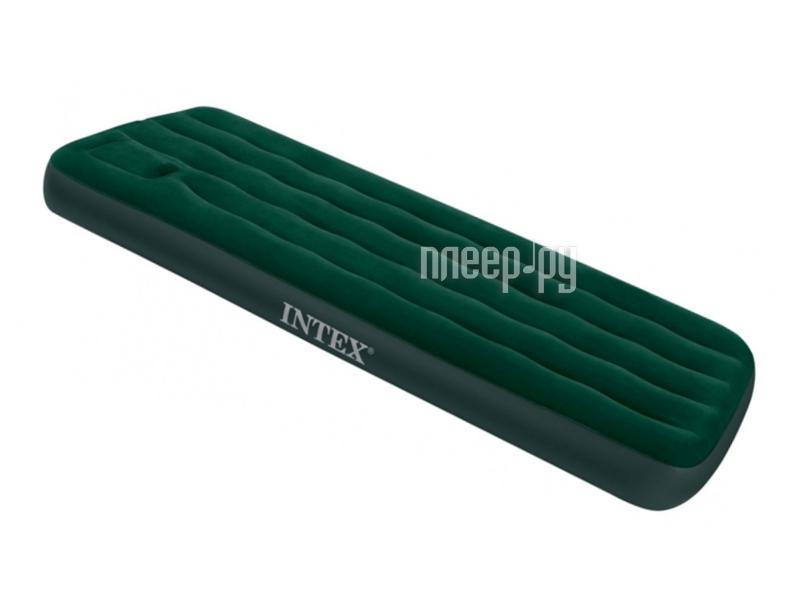 Надувной матрас Intex 99x191x22cm + насос с66927