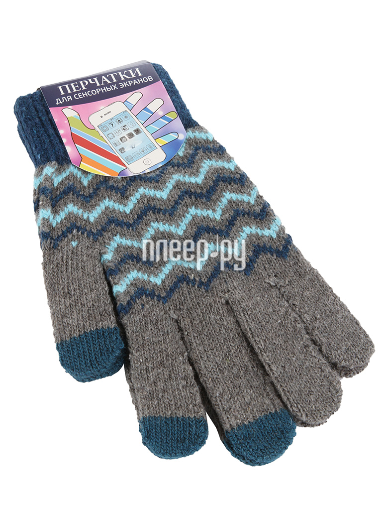 Теплые перчатки для сенсорных дисплеев Harsika 0114