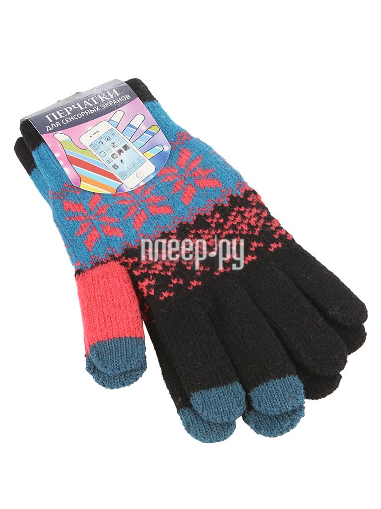 Теплые перчатки для сенсорных дисплеев Harsika р.UNI 0514