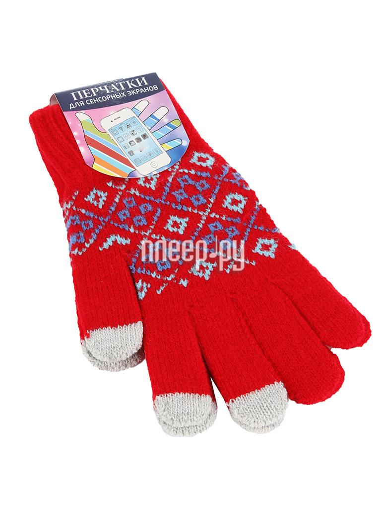 Теплые перчатки для сенсорных дисплеев Harsika 1114
