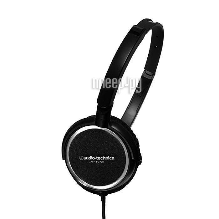Наушники Audio-Technica ATH-FC700 BK  Pleer.ru  1413.000