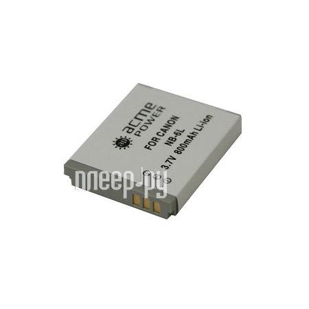 Аккумулятор AcmePower AP NB-5L  Pleer.ru  227.000