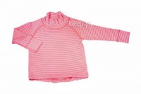 Рубашка Merri Merini 3-4 года Pink Strip MM-05G