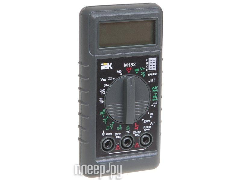 Мультиметр IEK Compact M182 TMD-1S-182
