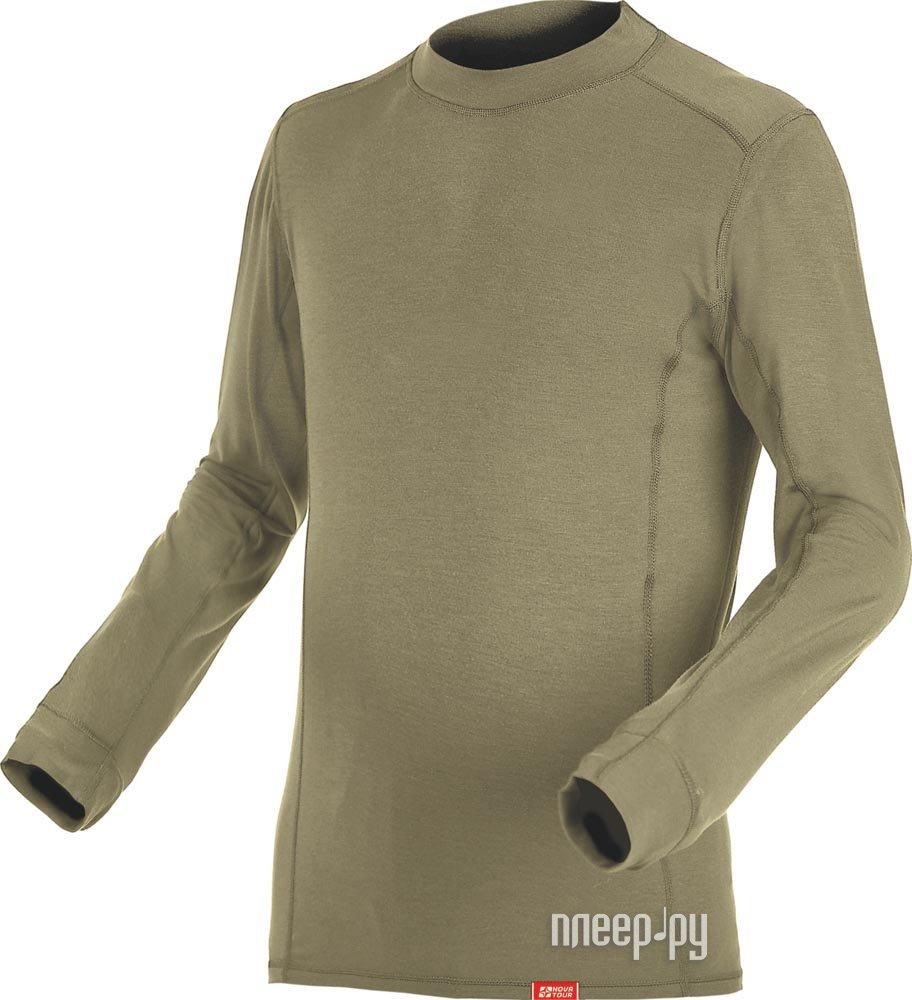 Рубашка Nova Tour Бамбу XS/42 Khaki 4603892011589 мужская