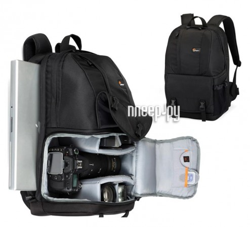 Рюкзак LowePro Fastpack 350 Black  Pleer.ru  3888.000
