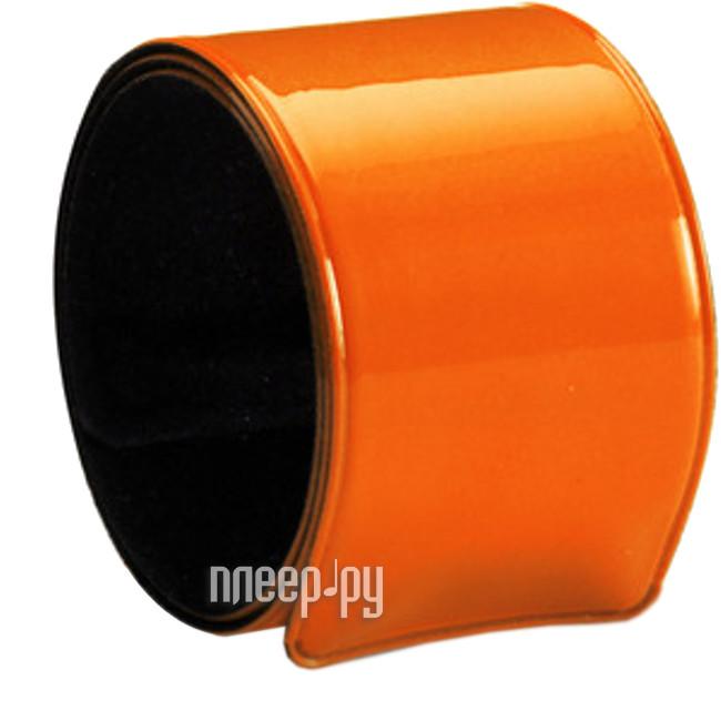 Светоотражатель RFX-3M Браслет самофиксирующийся 30x340mm Orange