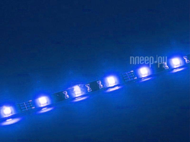 Светодиодная лента MTF Light Slim SMD5050 12V 1m IP65 Blue