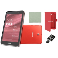 ASUS MeMO Pad 7 ME176CX 8Gb Red 90NK0132-M04960 �������� �����!!! (Intel Atom Z3745 1.86 GHz/1024Mb/8Gb/Wi-Fi/Bluetooth/GPS/Cam/7.0/1280x800/Android)