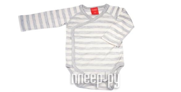 Боди Merri Merini 6-12 месяцев Grey Strip MM-03U