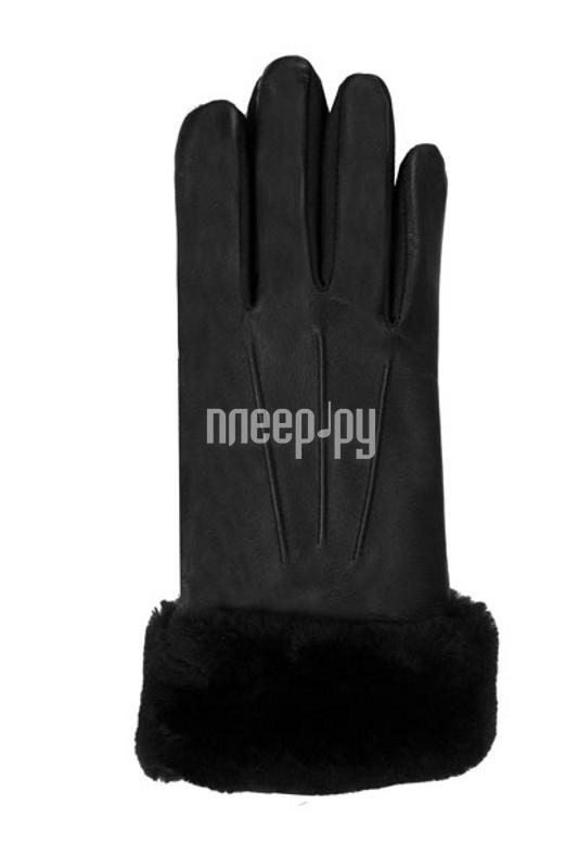 Теплые перчатки для сенсорных дисплеев Isotoner SmarTouch р.UNI Black 85071-6352