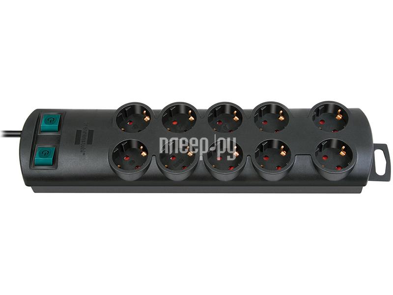 Сетевой фильтр Brennenstuhl Primera-Line 10 Sockets 2m 1153300120