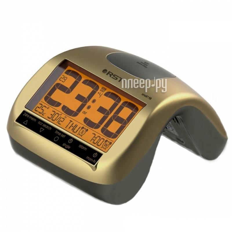 Часы RST 88118 Graphite купить