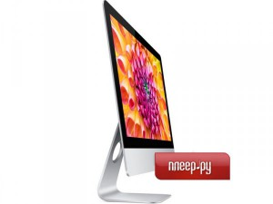 Моноблок APPLE iMac MF886RU/A (Intel Core i5 3.5 GHz/8192Mb/1000Gb/Radeon R9 M290X/Wi-Fi/Blueooth/Cam/27.0/5120x2880/Mac OS X)