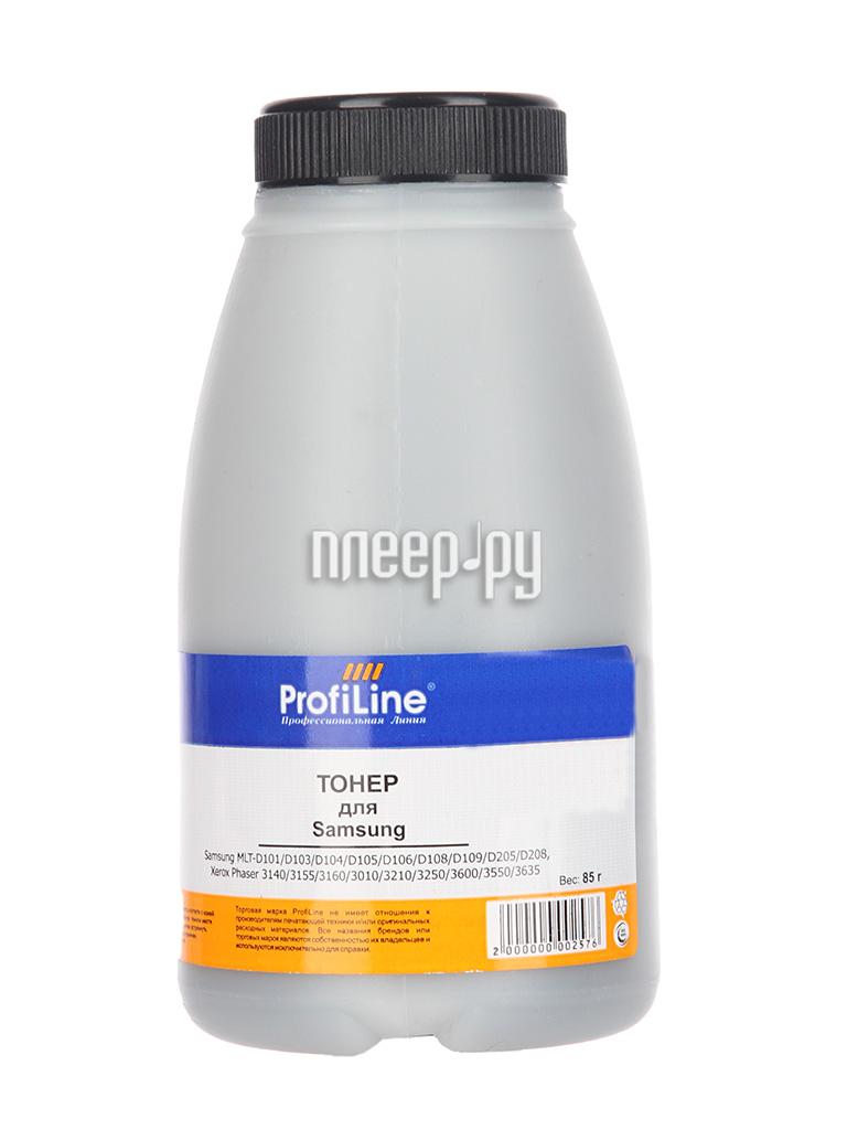 Тонер ProfiLine 85гр Samsung LT-D101 / D103 / D104 / D105 / D106 / D108 / D109 / D205 / D208 / D209 / Xerox 3155 / 3160 / 3210 / 3250 / 3600 / 3550 / 3635