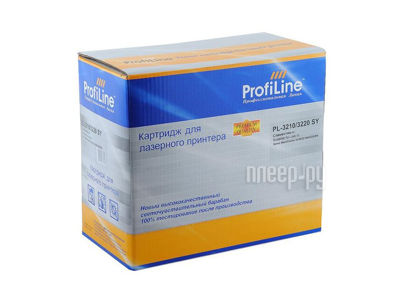 Картридж ProfiLine PL-106R01485 for Rank Xerox WC 3210 / 3210N / 3220 / 3220DN 2000 копий