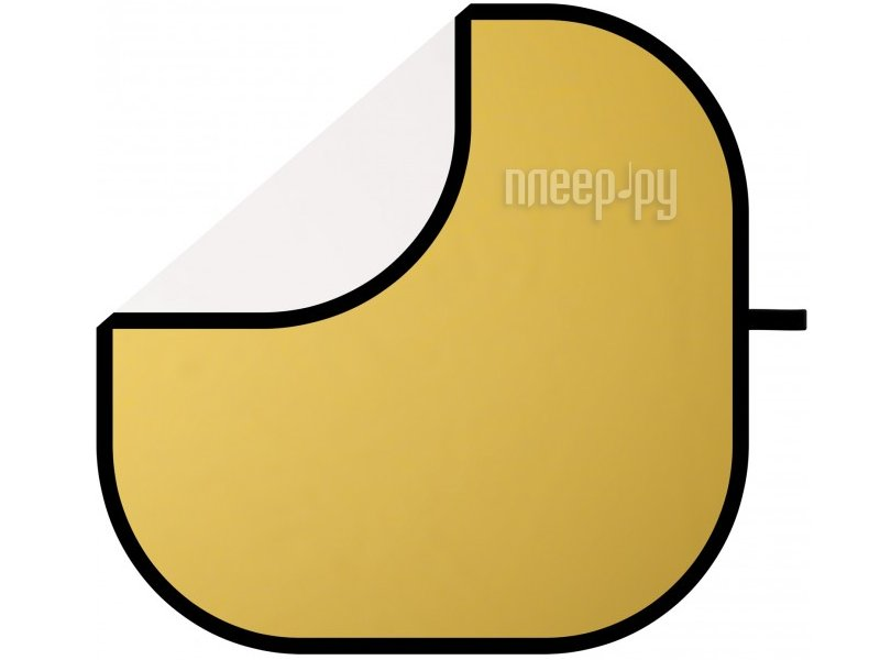 Светоотражатель Westcott Gold/White Panel 107cm 1404
