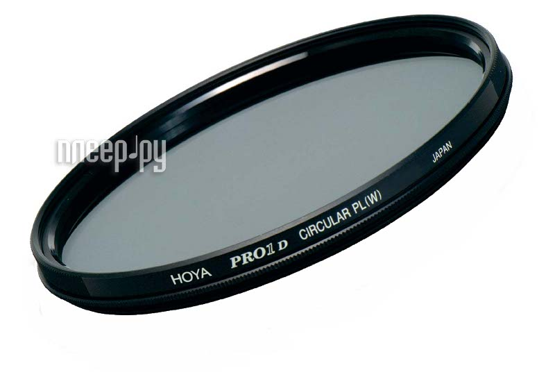 Светофильтр HOYA Pro 1D Circular-PL 77mm 75726  Pleer.ru  4775.000