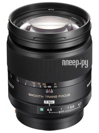 Объектив Sony 135mm f/2.8 [T4.5] STF SAL-135F28  Pleer.ru  36188.000