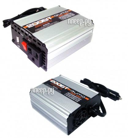 Автоинвертор Автоинвертор Qumo PS-200 12В за