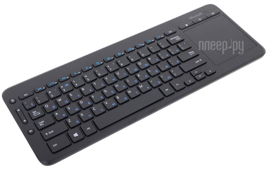 Клавиатура беспроводная Sven Elegance 5800 Wireless Black USB