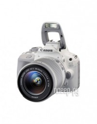 Фотоаппарат Canon EOS 100D Kit 18-55 IS STM White