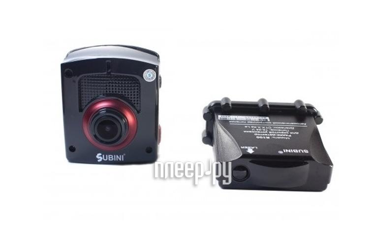 Видеорегистратор Subini STR-825RU за 7812